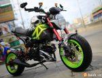 custom-honda-grom-msx125-motorcycle-exhaust-wheels-cowl-fairings-headlight-frame-sport-bike-plastics-13