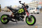 custom-honda-grom-msx125-motorcycle-exhaust-wheels-cowl-fairings-headlight-frame-sport-bike-plastics-16