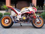 custom-honda-grom-msx125-repsol-sport-bike-plastics-firings-mini-motorcycle