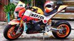custom-honda-grom-msx125-repsol-sport-bike-plastics-wheels-exhaust