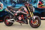 custom-honda-grom-msx125-swingarm-cowl-plastics-wheels-paint