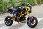 custom-honda-grom-msx125-wheels-exhaust-cowl-plastics-fairings-