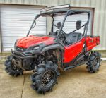 """Honda Pioneer 1000 3"""" Lift Kit & 29.5"""" Tires - Arched A-Arms - Custom Side by Side ATV / UTV / SxS Utility Vehicle"""