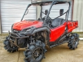 "Honda Pioneer 1000 3"" Lift Kit & 29.5"" Tires - Arched A-Arms - Custom Side by Side ATV / UTV / SxS Utility Vehicle"