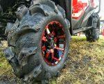 "Aftermarket Honda Pioneer 1000 30"" Tires & Wheels - Side by Side ATV / UTV / SxS Pictures"