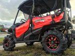 "Custom Honda Pioneer 1000-5 30"" Tires & Wheels - Side by Side ATV / UTV / SxS Pictures"