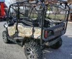 Custom Honda Pioneer 1000 Camo Wrap - Side by Side ATV / UTV / SxS / Utility Vehicle 4x4