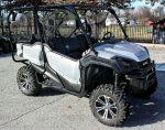 Custom Honda Pioneer 1000-5 Silver Wrap - Side by Side ATV / UTV / SxS / Utility Vehicle