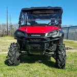 Honda Pioneer 1000 Lift Kit 31 inch Tires / Wheels - Custom UTV / Side by Side ATV / SxS / Utility Vehicle Pictures
