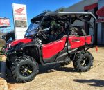 2016 Honda Pioneer 1000 Lift Kit 31 inch Tires / Wheels - Custom UTV / Side by Side ATV / SxS / Utility Vehicle Pictures