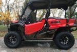 Custom Honda Pioneer 1000-5 Wheels / Tires - Side by Side ATV / UTV / SxS / Utility Vehicle