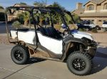 Honda Pioneer 1000-5 with Aftermarket Tires / Wheels - Custom UTV / Side by Side ATV / SxS / Utility Vehicle Pictures