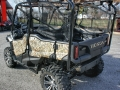 Custom Honda Pioneer 1000 Camo Wrap - Side by Side ATV / UTV / SxS / Utility Vehicle 4x4