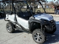 Custom Honda Pioneer 1000-5 Silver Wrap - Side by Side ATV / UTV / SxS / Utility Vehicle