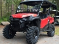 "Honda Pioneer 1000 Lift Kit / 30"" Tires & Wheels - Custom Side by Side ATV / UTV / SxS / Utility Vehicle"