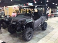 Black Honda Pioneer 1000-5 Taller Tires / Wheels - Custom UTV / Side by Side ATV / SxS / Utility Vehicle Pictures