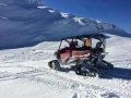 Honda Pioneer 1000-5 with Snow Tracks - Tires / Wheels - Custom UTV / Side by Side ATV / SxS / Utility Vehicle Pictures