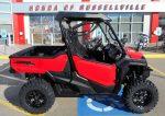 Custom Honda Pioneer 1000 Wheels & Tires - Side by Side ATV / UTV / SxS / Utility Vehicle 4x4