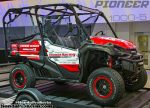 Custom Honda Pioneer 1000-5 Wheels & Tires