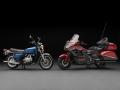 New & Old Vintage Honda Gold Wing 1000 GL1000 / GL1800 Motorcycle