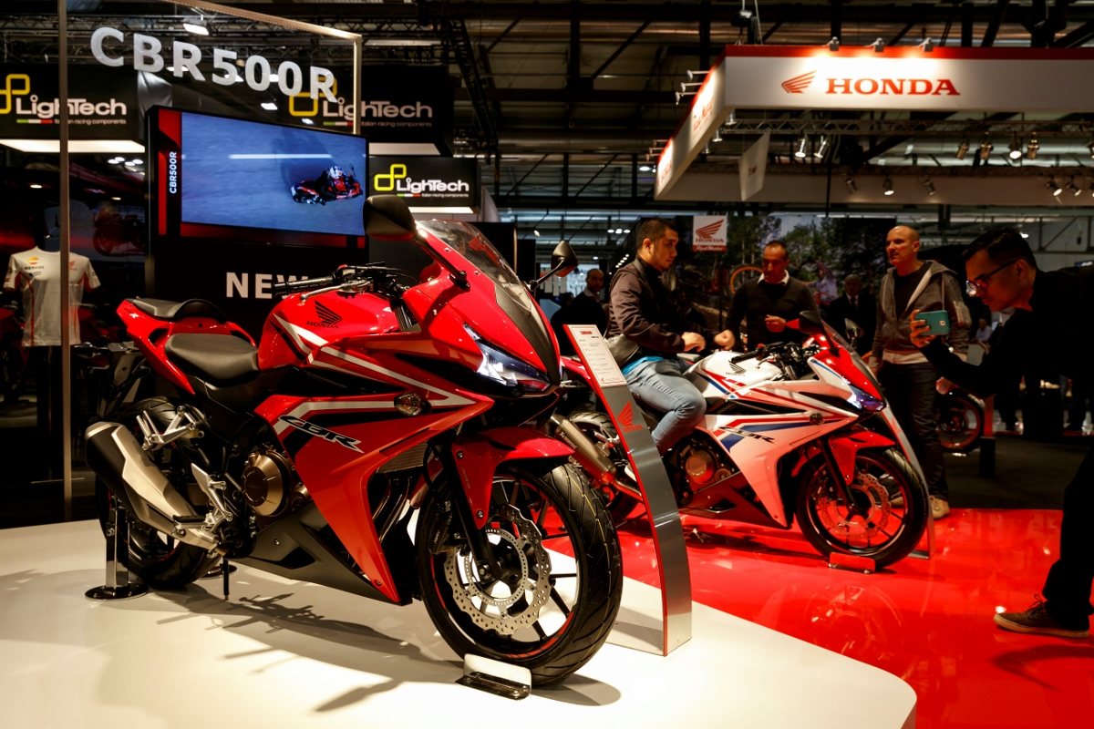 2016 Honda Motorcycles / Concept Bikes | Pictures @ EICMA