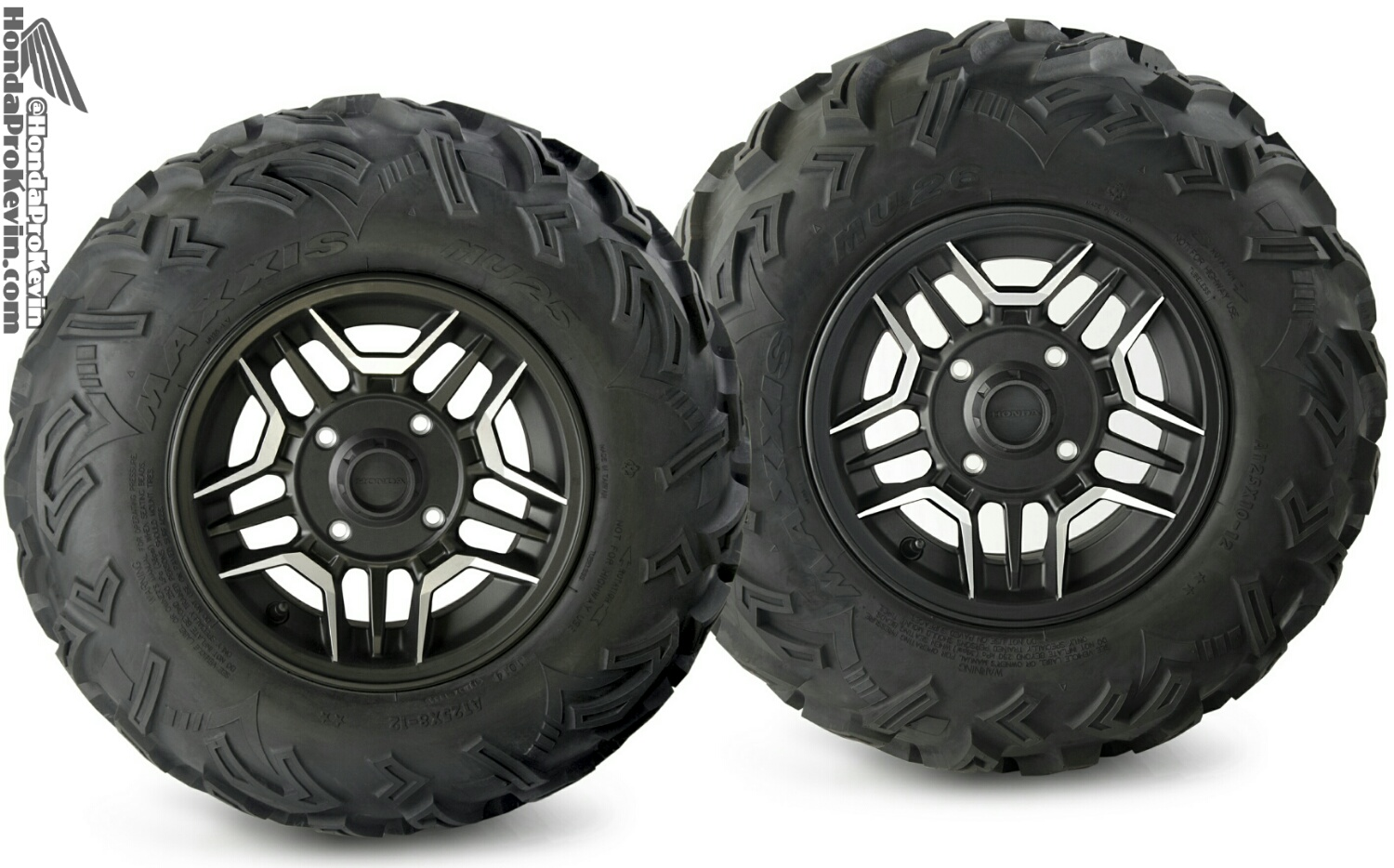 2016 Honda Rubicon 500 ATV Wheels & Tires - Review / Specs / Price / HP & TQ Performance Rating