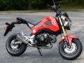 Honda Grom MSX 125 Brocks Exhaust Review / Video / Sound Clip