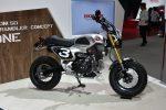 2016 Honda Grom 50 Scrambler Concept One - Custom Motorcycle / Bike - MSX125 Grom 125