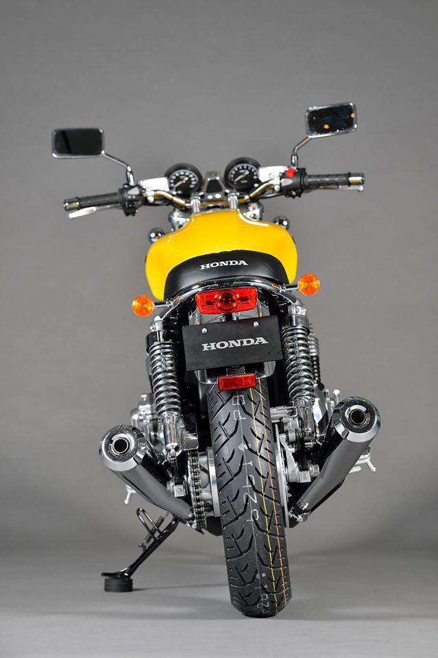 2017 Honda Lineup >> 2016 Honda CB1100 Concept | Motorcycle Pictures | Honda ...
