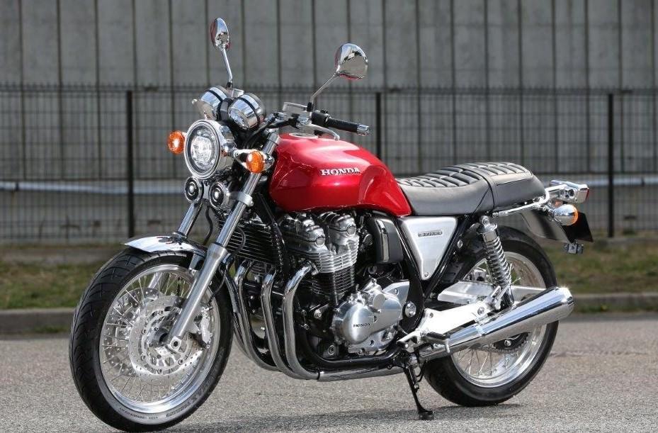 2016 Honda CB1100 Concept   Motorcycle Pictures   Honda-Pro