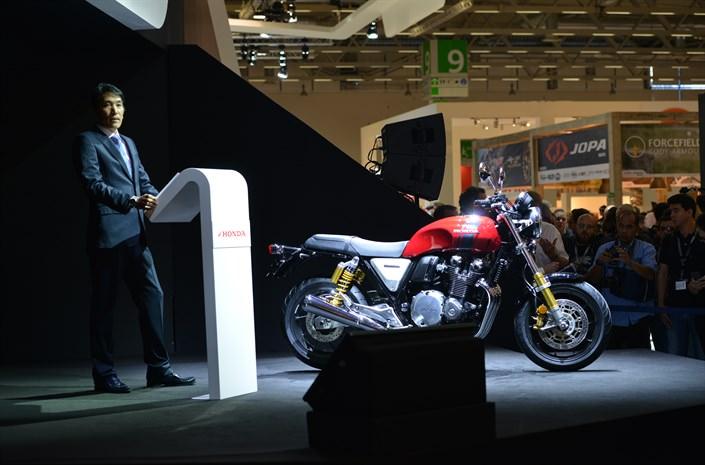 New 2017 Honda Motorcycles / Models Released - 2017 Honda CB1100 RS