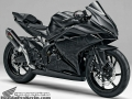 2017 Honda CBR Light Weight Super Sports Concept