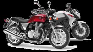 Honda Standard & Sport Bikes / Motorcycles - Reviews & Specs