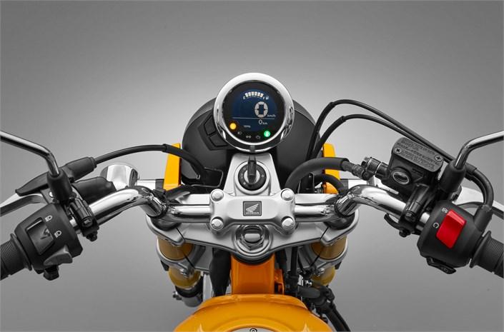 2019 Honda Monkey 125 Concept Motorcycle / Vintage Retro Mini Trail Bike