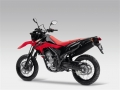 2016 Honda CRF250M Motard / SuperMoto CRF250 / CRF 250 CRF250L Dirt Bike with Street Wheels & Tires