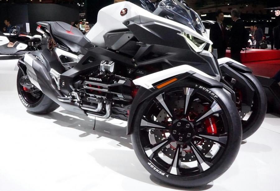 Honda Neo Wing New 2017 Trike 3 Wheel Motorcycle