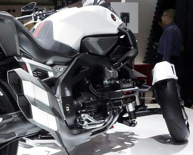 new 2020 honda neowing reverse trike motorcycle release