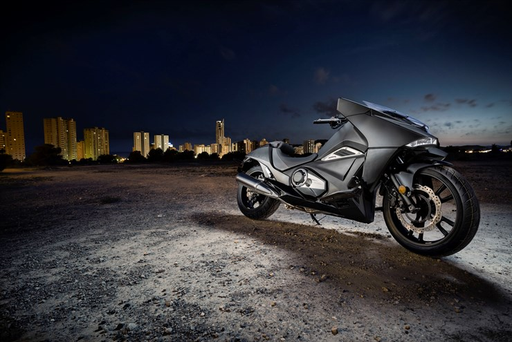 2018 Honda NM4 Review of Specs - DCT Automatic Motorcycle ...