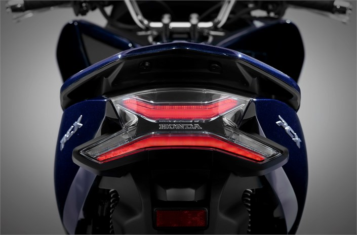 2019 Honda PCX Hybrid Scooter Concept