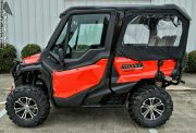Honda Pioneer 1000 Cab Enclosure Accessories Review - Side by Side ATV / UTV / SxS / Utility Vehicle 4x4