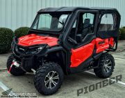 Honda Pioneer 1000-5 Accessories Review - Side by Side ATV / UTV / SxS / Utility Vehicle 4x4