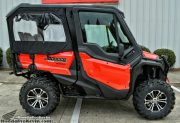 Honda Pioneer 1000 All Weather Package Accessories Review - Side by Side ATV / UTV / SxS / Utility Vehicle 4x4