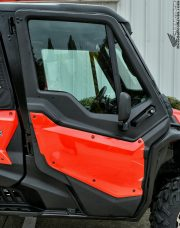 Honda Pioneer 1000 Doors / Accessories Review - Side by Side ATV / UTV / SxS / Utility Vehicle 4x4