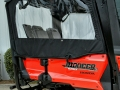 Honda Pioneer 1000-5 Accessories Review / Rear Door Panels - Side by Side ATV / UTV / SxS / Utility Vehicle 4x4