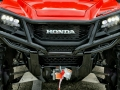 Honda Pioneer 1000 Front Bumper Review / Warn Winch / A-Arm Guards - Side by Side ATV / UTV / SxS / Utility Vehicle 4x4