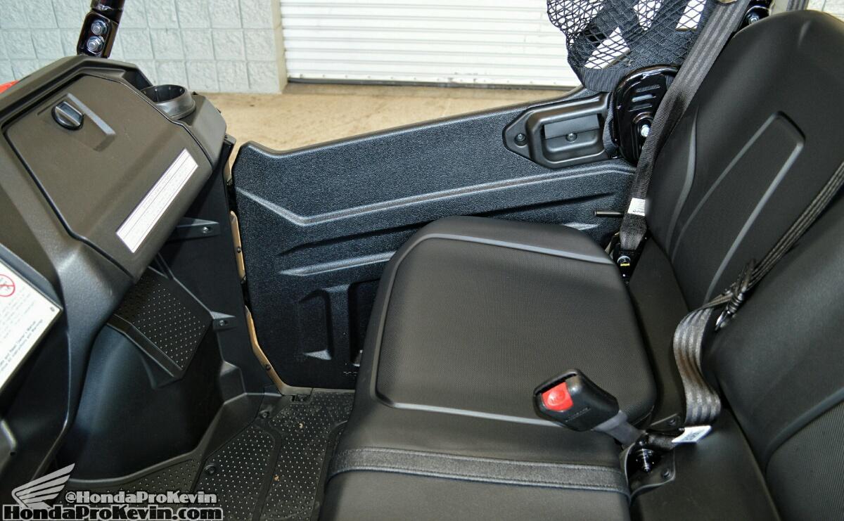 2018 Honda Pioneer 1000 5 Deluxe Review Specs 5 Seater