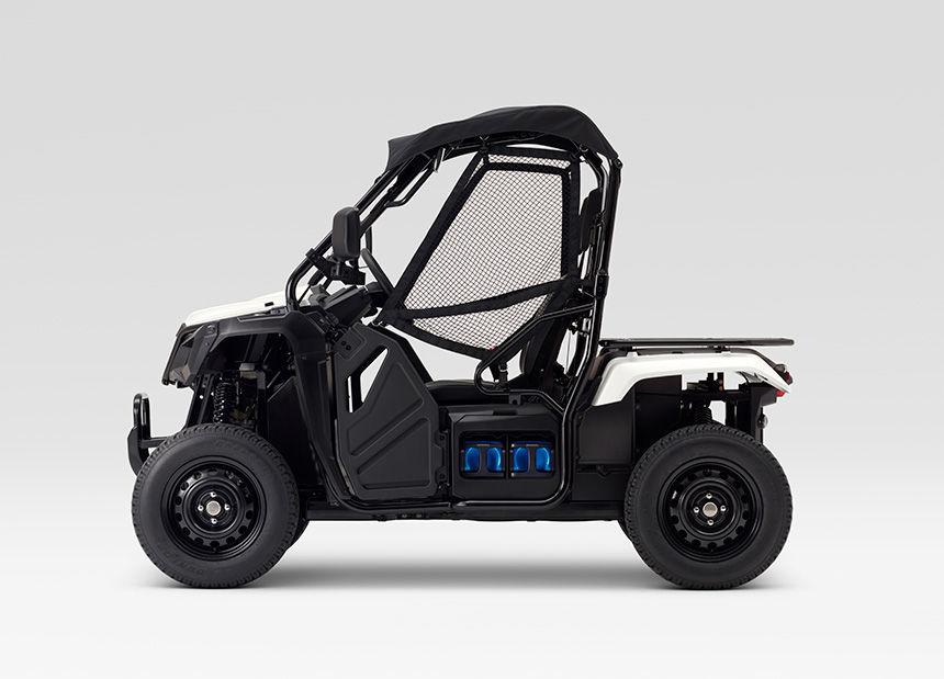 Electric Honda Pioneer Utility Vehicle / Golf Cart style ATV / Side by Side