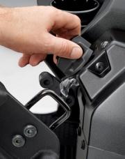 Honda Pioneer 500 Doors | Review: Side by Side / UTV / SxS / ATV - 50 inch wide 2-seater