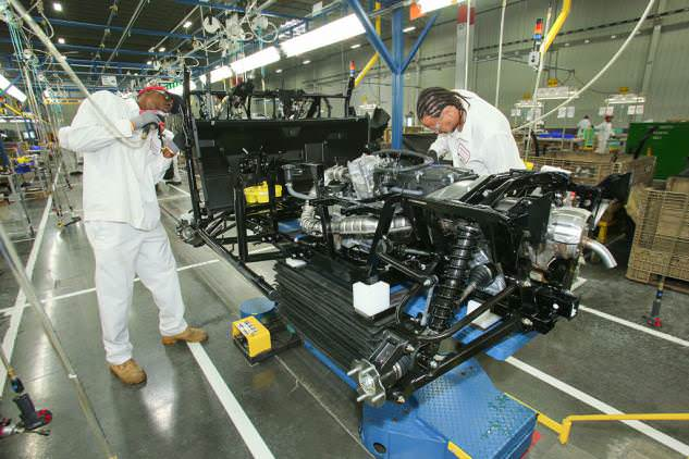 Honda Pioneer 700 Frame, Engine, Suspension - Assembly Line / Manufacturing Plant