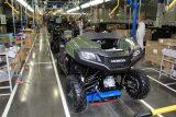 Honda Pioneer 700 Frame, Engine, Suspension - Assembly Line / Manufacturing Plant